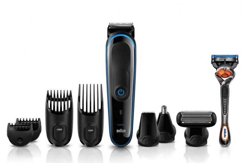Barbero Braun MGK 3080, el set multifunción que cuida tu apariencia